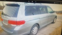 Picture of 2008 Honda Odyssey EX-L FWD with DVD, gallery_worthy