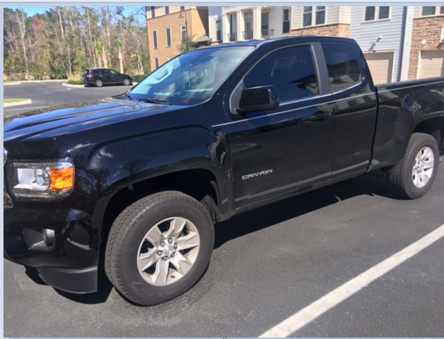Picture of 2018 GMC Canyon SLE Extended Cab RWD