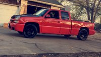 Picture of 2004 Chevrolet Silverado 1500 SS 4 Dr STD AWD Extended Cab SB, gallery_worthy
