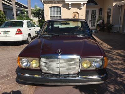 Picture of 1981 Mercedes-Benz 300-Class 300D Diesel Sedan, gallery_worthy