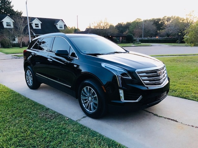 Picture of 2018 Cadillac XT5 Luxury FWD