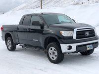 Picture of 2012 Toyota Tundra SR5 Double Cab 4.6L 4WD, exterior, gallery_worthy