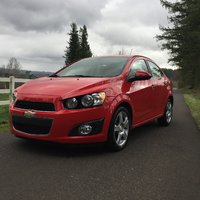 Picture of 2016 Chevrolet Sonic LTZ Sedan FWD, gallery_worthy