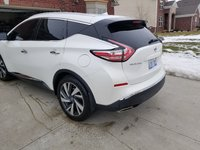 Picture of 2016 Nissan Murano Platinum AWD, gallery_worthy