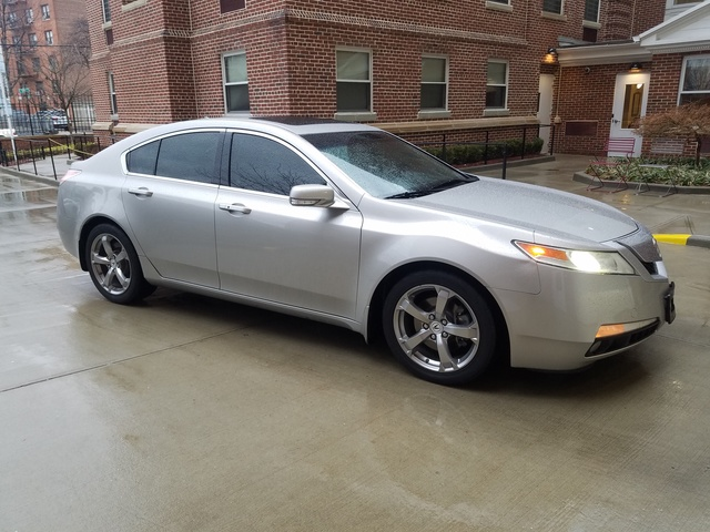 Picture of 2010 Acura TL FWD with Technology Package and 18-inch Wheels