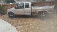 Picture of 1993 GMC Sierra 1500 C1500 Extended Cab Stepside SB, exterior, gallery_worthy