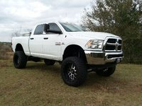 Picture of 2015 Ram 2500 SLT Crew Cab 4WD, exterior, gallery_worthy