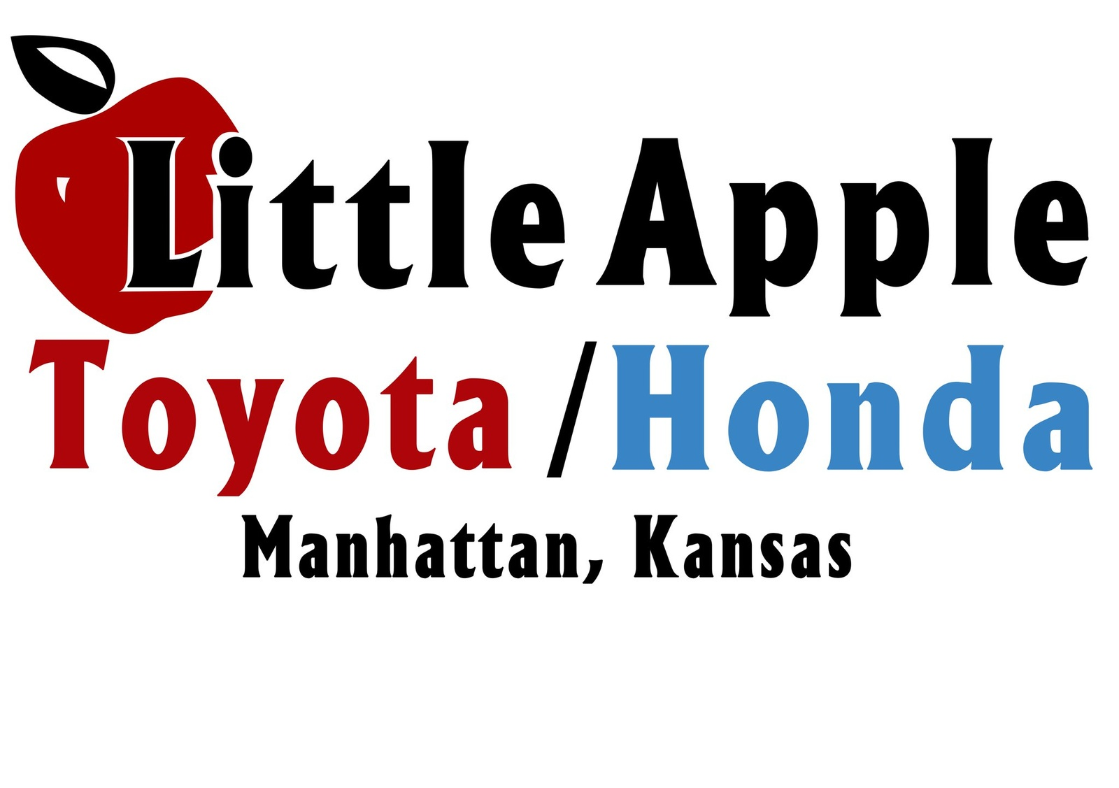 little apple toyota honda manhattan ks read consumer reviews browse used and new cars for sale. Black Bedroom Furniture Sets. Home Design Ideas