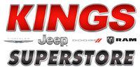 Kings Chrysler Dodge Jeep logo