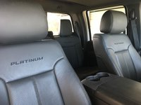 Picture of 2016 Ford F-450 Super Duty Platinum Crew Cab LB DRW 4WD, interior, gallery_worthy