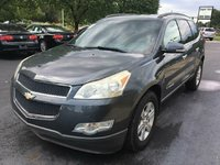 Picture of 2009 Chevrolet Traverse LTZ AWD, gallery_worthy