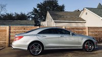 Picture of 2014 Mercedes-Benz CLS-Class CLS 63 AMG S-Model, gallery_worthy