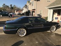 Picture of 1996 Cadillac Eldorado Touring Coupe FWD, exterior, gallery_worthy