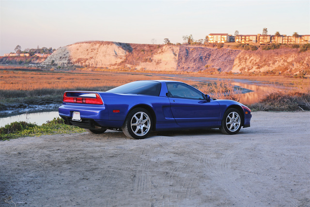 Picture of 2000 Acura NSX T RWD