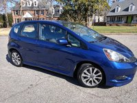 Picture of 2012 Honda Fit Sport w/ Nav, exterior, gallery_worthy