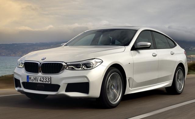 מותג חדש 2018 BMW 6 Series Gran Turismo - Overview - CarGurus QK-25
