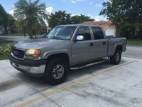Picture of 2001 GMC Sierra 2500HD 4 Dr SLE 4WD Crew Cab SB HD, exterior, gallery_worthy