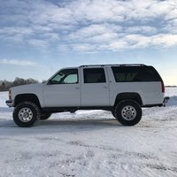 Picture of 1997 Chevrolet Suburban K2500 4WD, exterior, gallery_worthy