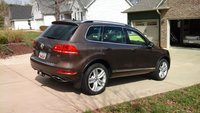 Picture of 2014 Volkswagen Touareg TDI Executive, exterior, gallery_worthy