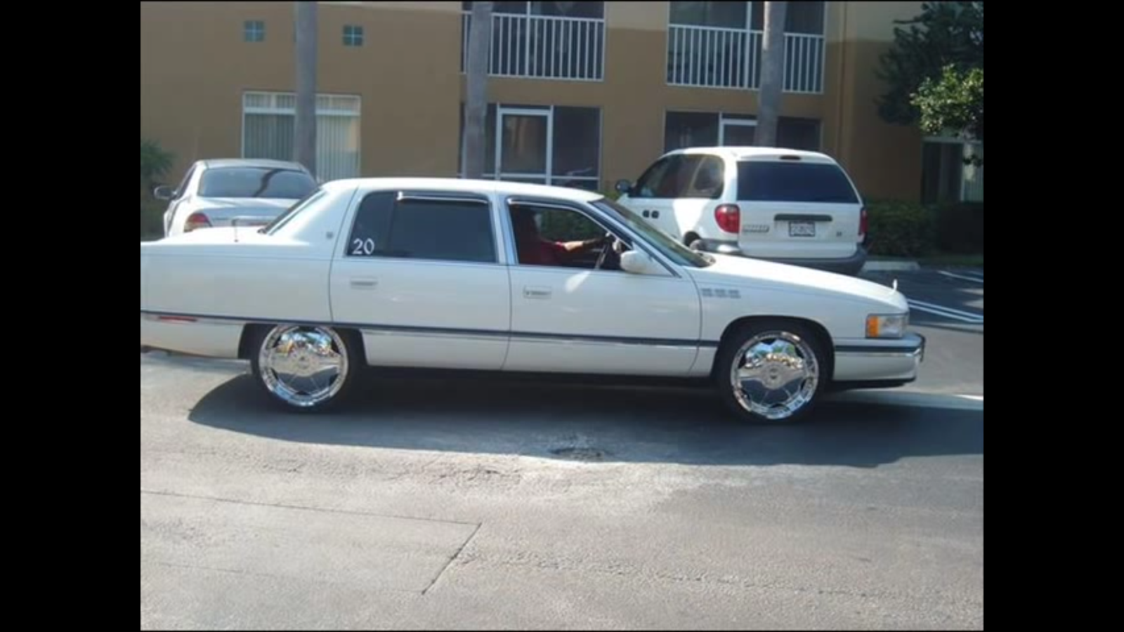 Cadillac Deville Questions 22 Inch Rim With 9 Inch Wide Cargurus