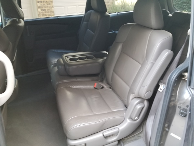 Picture of 2012 Honda Odyssey Touring FWD, gallery_worthy
