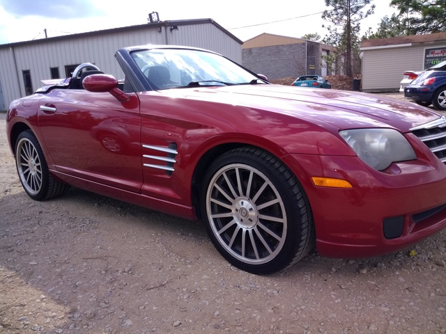 Picture of 2007 Chrysler Crossfire Roadster