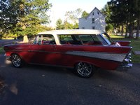 1957 Chevrolet Nomad Overview