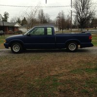 Picture of 1994 GMC Sonoma 2 Dr SLS Extended Cab SB, exterior, gallery_worthy