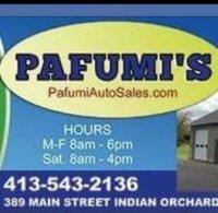 Pafumi Auto Sales logo