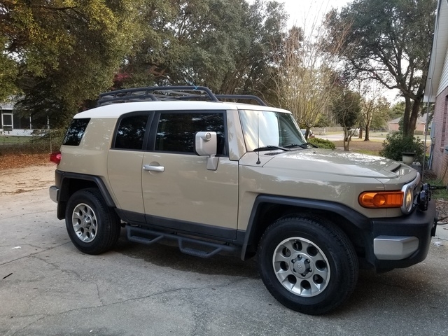 Picture of 2012 Toyota FJ Cruiser 2WD