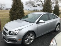 Picture of 2015 Chevrolet Cruze LTZ Sedan FWD, gallery_worthy