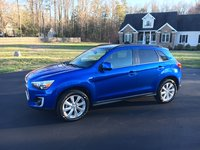 Picture of 2015 Mitsubishi Outlander Sport SE, exterior, gallery_worthy