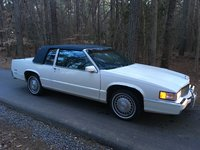 Picture of 1989 Cadillac DeVille Coupe FWD, exterior, gallery_worthy