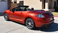 Picture of 2012 Mitsubishi Eclipse Spyder GS Sport, gallery_worthy