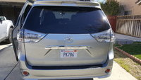 Picture of 2015 Toyota Sienna SE 8-Passenger Premium, gallery_worthy