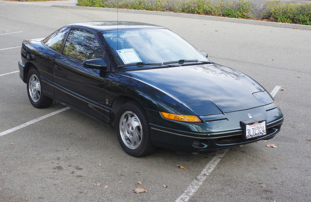 Picture of 1995 Saturn S-Series 2 Dr SC2 Coupe