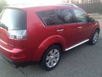 Picture of 2008 Mitsubishi Outlander SE AWD, gallery_worthy
