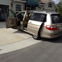 Picture of 2005 Honda Odyssey Touring FWD, gallery_worthy