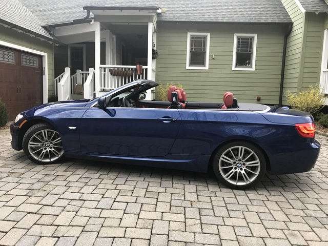 BMW Series Pictures CarGurus - 2013 bmw 335i convertible