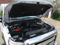 Picture of 2014 Ford F-250 Super Duty Lariat Crew Cab 4WD, engine, gallery_worthy