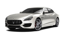 2018 Maserati Quattroporte, Front-quarter view, exterior, manufacturer, gallery_worthy