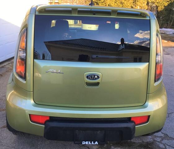 2012 Kia Soul Exterior: 2011 Kia Soul