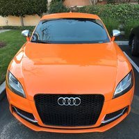 Picture of 2009 Audi TTS 2.0T quattro Prestige Coupe AWD, exterior, gallery_worthy