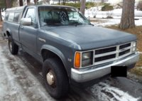 Picture of 1988 Dodge Dakota STD Standard Cab 4WD LB, gallery_worthy