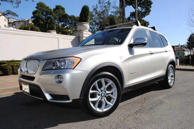 Picture of 2013 BMW X3 xDrive35i AWD