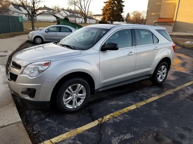 Picture of 2014 Chevrolet Equinox 1LT FWD, gallery_worthy