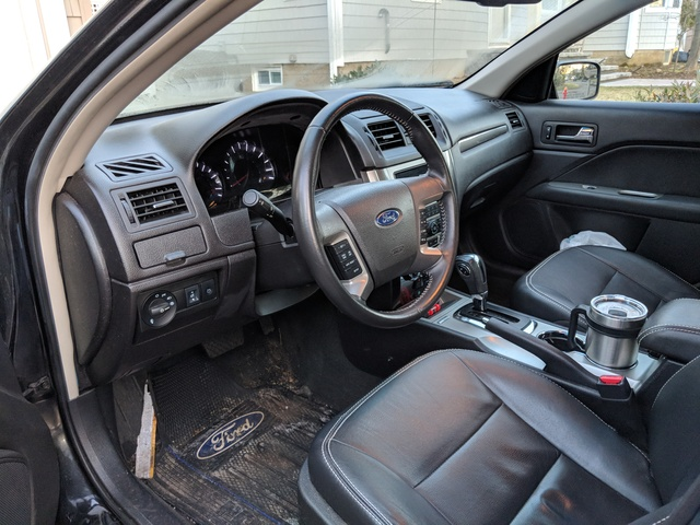 2011 ford fusion - interior pictures - cargurus