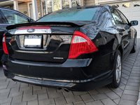 Picture of 2011 Ford Fusion SEL V6 AWD, exterior, gallery_worthy