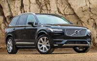 2018 Volvo XC90, Front-quarter view, manufacturer, gallery_worthy