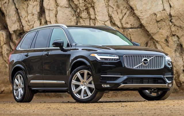 2018 volvo xc90 overview cargurus. Black Bedroom Furniture Sets. Home Design Ideas